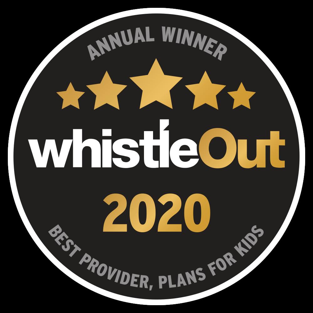 WhistleOut Awards 2020
